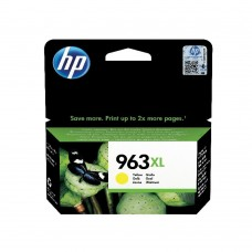HP 963XL Original Yellow Ink Cartridge High Yield (1,600 page capacity) 3JA29AE