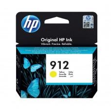 HP 912 Ink Cartridge Yellow 2.93ml 3YL79AE