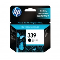 HP 339 Black Inkjet Cartridge C8767EE