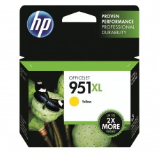 HP 951XL Yellow Officejet Inkjet Cartridge CN048AE
