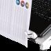 Fellowes Laptop Riser Plus With Copyholder