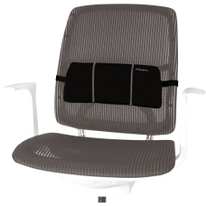 Fellowes Portable Lumbar Support Black