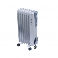 1.5kW Oil-Filled Radiator White