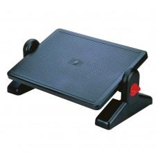 Q-Connect Footrest Black (Platform Size 540 x 265mm)