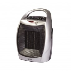 1.8kW PTC Ceramic Fan Heater Silver