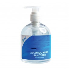 2Work Gel Hand Sanitiser 500ml