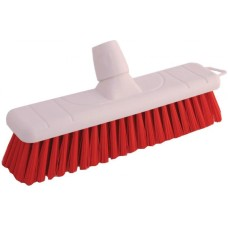 Soft Broom Head 30cm Red (Designed for Universal Handle)