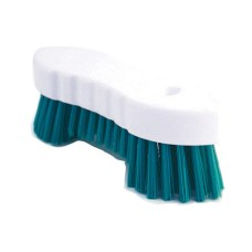 Hand Held Scrubbing Brush Green