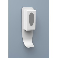 Wall Mounted Automatic Hand Sanitiser Dispenser in White