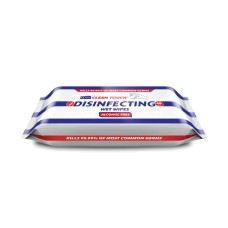 Ultraclene Touch Disinfect 48 Wipes (Pack of 18)