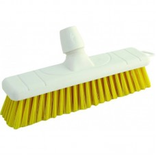 Soft Broom Head 30cm Yellow (Designed for Universal Handle)